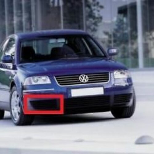 GENUINE VW PASSAT B5 00-05 FRONT BUMPER LOWER RIGHT O S GRILL ...